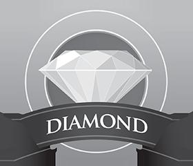 it works diamond level